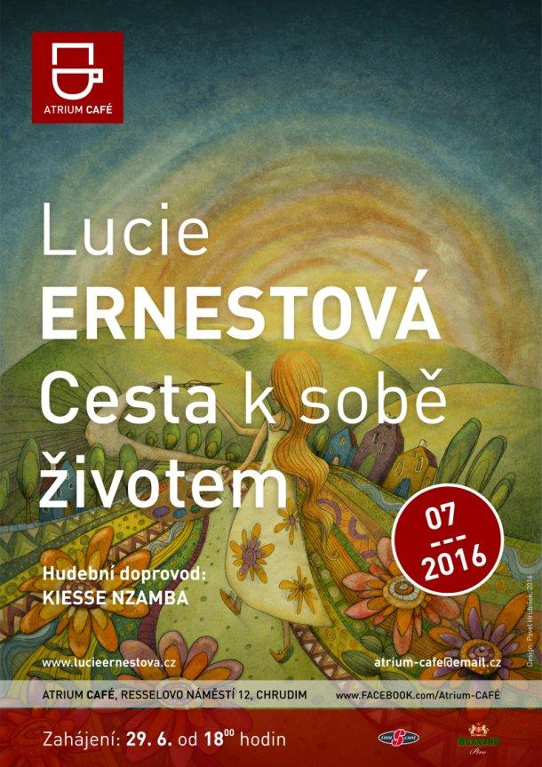Výstava Lucie Ernestové