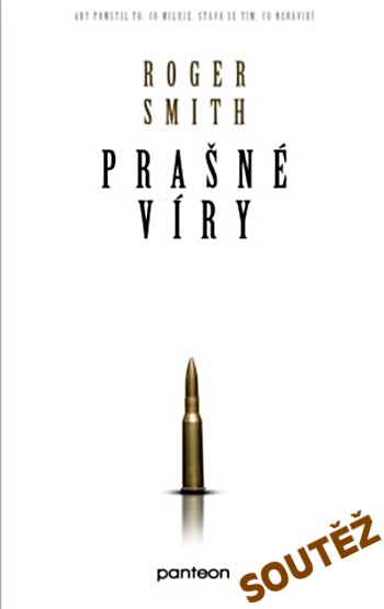 SOUTĚŽ o knižní thriller PRAŠNÉ VÍRY