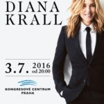 Diana Krall se chystá do Prahy