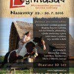 Tradiční oslavy keltského svátku Lughnasad v Nasavrkách slaví 10 let!