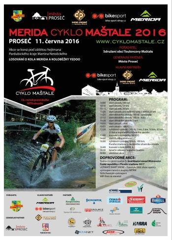 Merida Cyklo Maštale 2016