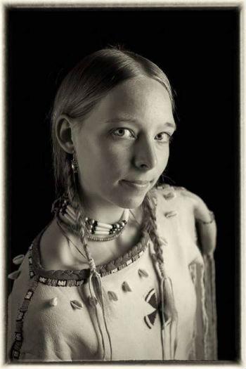 Katka Gottwaldová - Česká indiánka