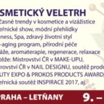 Za kosmetikou do Letňan na veletrh WORLD OF BEAUTY & SPA