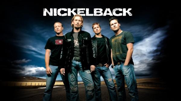 Nickelback oznamují evropské turné