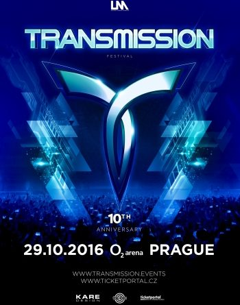 Transmission slaví výročí 10 let