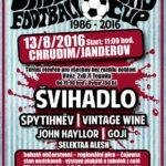 29. Underground Football Cup Chrudim 2016