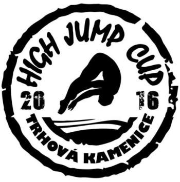 HIGHJUMP CUP letos poprvé v lomu u Trhové Kamenice