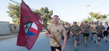 Charitativní běh pro Vojenský fond solidarity