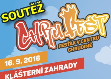 SOUTĚŽ o vstupenky na CHRUFEST open air festival