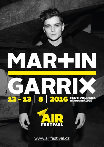 AIR Festival korunuje letošní program Quintinem a D.O.D