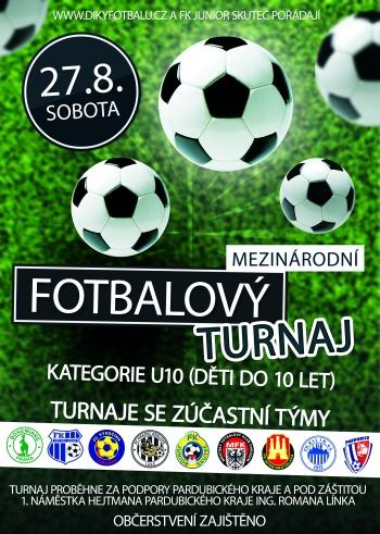 Mezinárodní fotbalový turnaj ve Skutči
