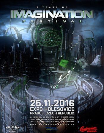 Imagination festival letos oslaví pětileté výročí