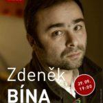 Zdeněk Bína zahraje koncem září v chrudimském Atriu Café