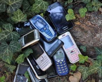 Zbavte se starých mobilů!