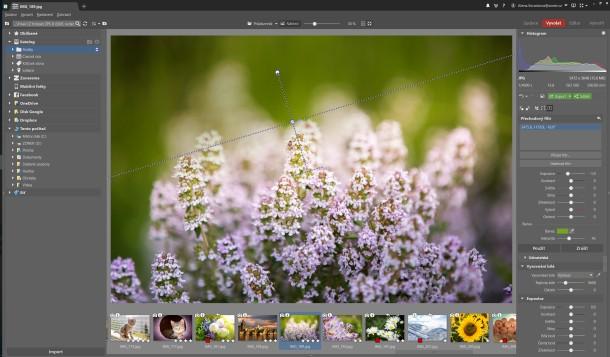 Zoner Photo Studio X