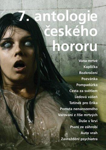 Antologiích českého hororu