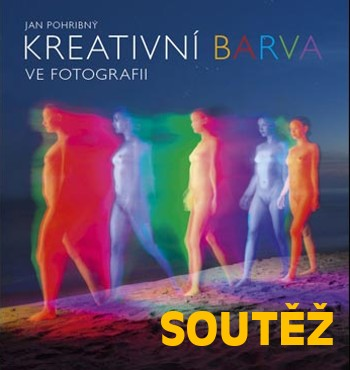 SOUTĚŽ o knihu Kreativní barva ve fotografii
