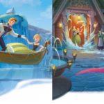 SOUTĚŽ o tři dětské knihy Ledové království