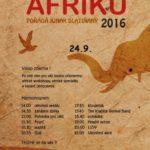 Den pro Afriku již potřetí