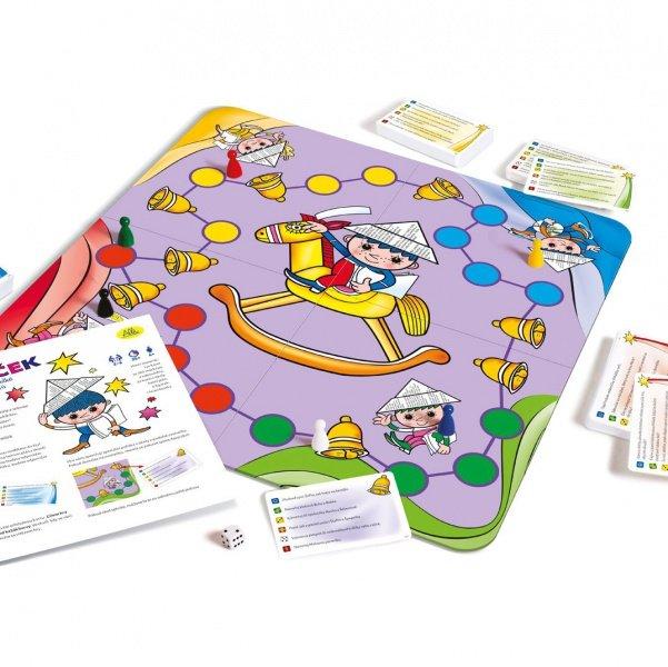 VEČERNÍČEK - kvízová dětská hra od ALBI