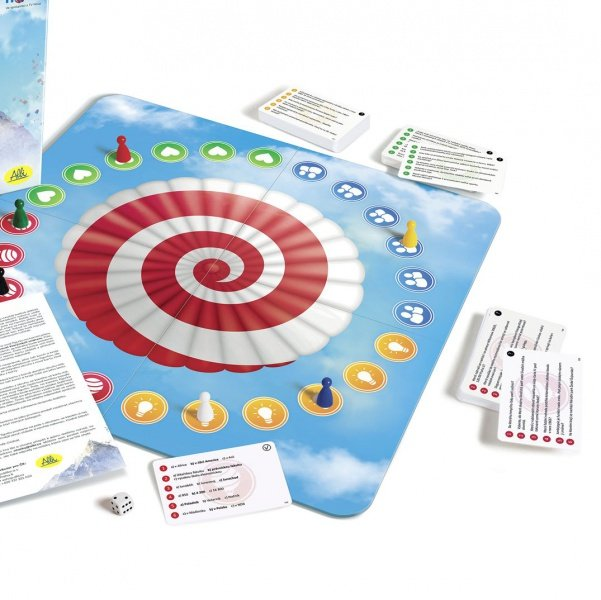 VÍKEND - kvízová desková hra od ALBI
