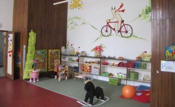 Předškolní klub Amálka od září přijímá nové školkáčky