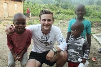 Antonín Jelínek v srdci Afriky