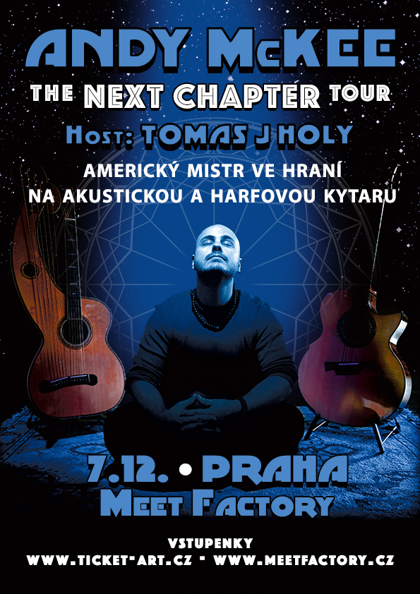 ANDY McKEE - The Next Chapter Tour 2016