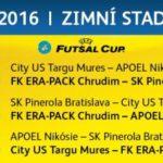 Futsalový týden – je tu UEFA Futsal Cup
