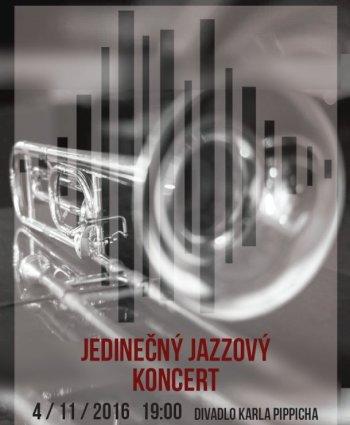 Jedinečný jazzový koncert