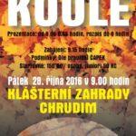 KAPUCÍNOVA KOULE – turnaj dvojic v Pétanque