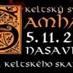 Přijďte do Nasavrk oslavit keltský svátek SAMHAIN