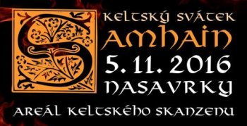 keltský Nový rok - SAMHAIN