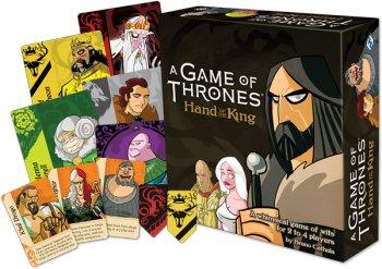 Hru A Game of Thrones - Hand of the King čeká již brzo česká lokalizace