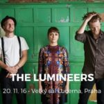 Folkoví The Lumineers zaplnili pražskou Lucernu