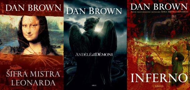 SOUTĚŽ o knihy Dana BROWNA