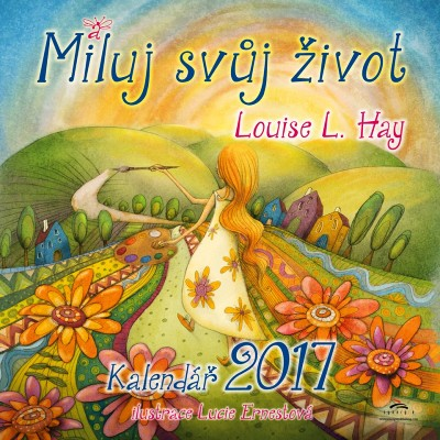 Kalendář Louise Hay