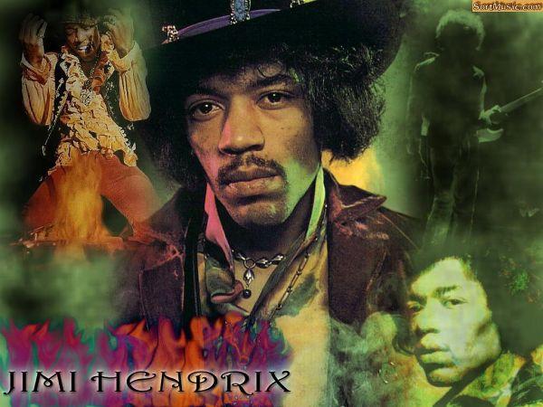 Kalendárium - Jimi Hendrix