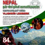 Vladimír Lemberk – Nepál pár dní před zemětřesením