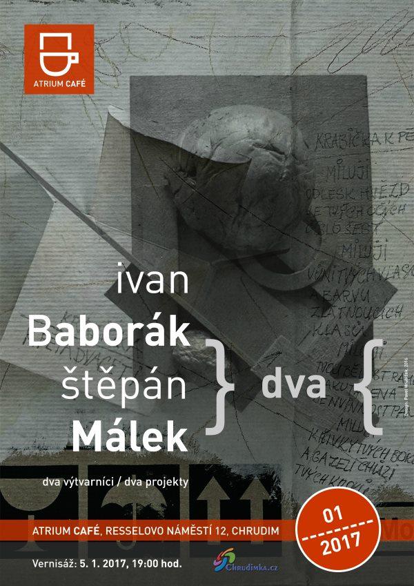 Ivan Baborák & Štěpán Málek: DVA