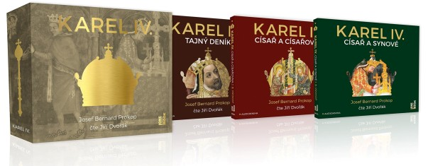 Karel IV. ? komplet
