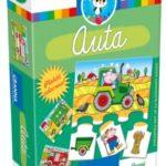 SOUTĚŽ o dětskou deskovou hru AUTA