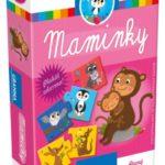 SOUTĚŽ o dětskou deskovou hru MAMINKY