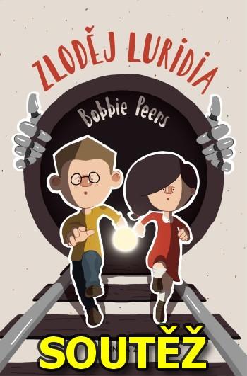 SOUTĚŽ o dětskou knihu ZLODĚJ LURIDIA