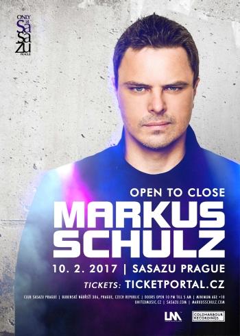 Markus Schulz se vrací do Sasazu