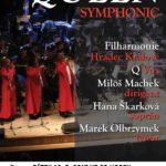 Pardubické hudební jaro – QUEEN Symphonic v Chrudimi