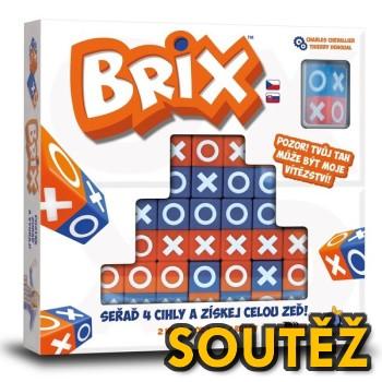 SOUTĚŽ o strategickou hru BRIX