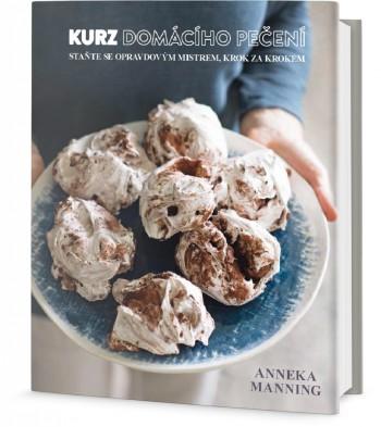 SOUTĚŽ o knihu Kurz domácího pečení: staňte se skvělým kuchařem