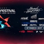 Headhunterz headlinerem Prague Flash Festivalu