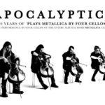 Finská APOCALYPTICA koncertuje v Praze již příští víkend
